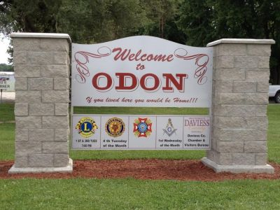 Welcome to the Town of Odon! - A Place to Call Home...